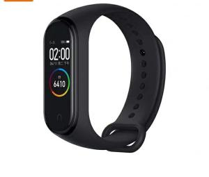 Wholesale bracelet: Millet Bracelet 4 NFC Smart Bluetooth Pedometer for Men and Women WeChat Weather Heart Rate Sleep Wa