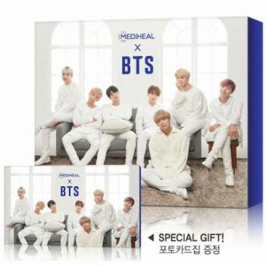 Wholesale face: Korean Cosmetic Mediheal X BTS Waterfull Face Mask Special Edition