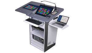 Wholesale wire drawing equipment: Digital Podium-PK-220D(Stand Dual)