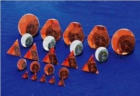 Wholesale apollo optics: Corner Cube Prisms for Laser Range Finder, Distance Finding, Distance Measurement, Signal Dispose