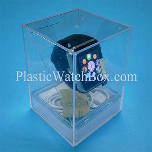 Wholesale Watch Boxes, Cases: Android U8 A1 Smart Watch Display and Packaging Gift Boxes Custom Logo