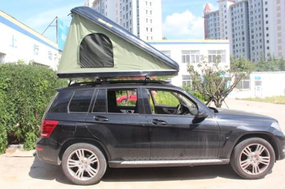 Triangle Car Roof Top Tent
