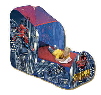 Spiderman Bed Topper Id 1090824 Product Details View