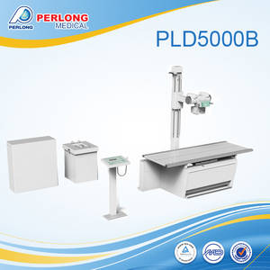 Wholesale medical machine: Medical X Ray Machine Manufacturer PLX5000B with Stable Performance