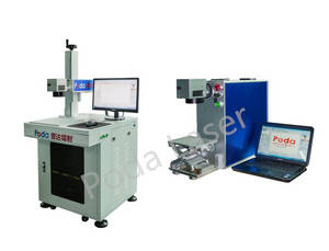 Wholesale fixed scissor lift: Fiber Laser Marking Machine PD-F10/F20