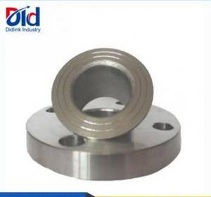 Wholesale tee bar: Din Carbon Steel Manufacturer High Pressure Gasket Adaptor Class 150 Aluminium Welding Pipe Flange