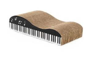 Wholesale cat scratching bed: Piano-cat Scratching Product