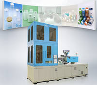 Automatic Injection & Stretch Blow Molding Machine