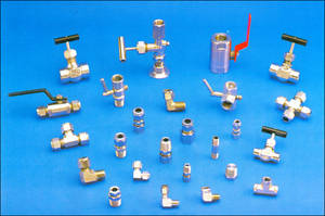 Wholesale cryogenic service valve: Valves & Compression Tube Fittings