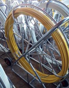 Wholesale duct rodder: Contioutracing Fberglass Duct Rodder & Flexible Fiberglass Rod