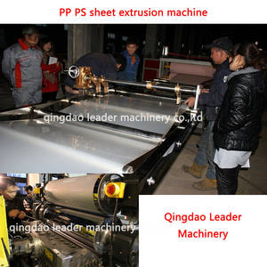 Wholesale thermoforming machine: Vacuum Thermoforming PP PS Sheet Making Machine