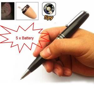 Wholesale spy dvr: Spy Bluetooth Pen High Quality Cheap Micro Spy Eaxm  Bluetooth Wireles Iner Earpiece Made in China