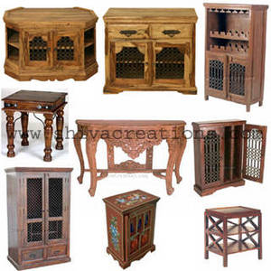 Shiva Creations Wooden Handicrafts Wooden Furniture Wooden Gift