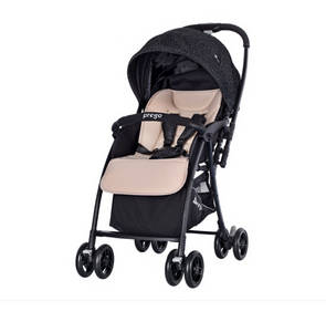 Wholesale strollers: Simple Lightweight,Detachable Seat Pad Design,Reversible with One-hand Folding Compact Baby Stroller