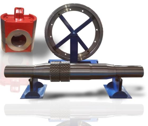 Sell mud pump power end parts