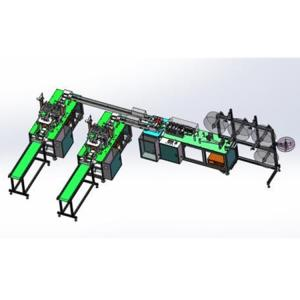 Wholesale mask folding machine: New Disposable Medical Surgical  Making Machine Automatic