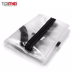 Wholesale plastic doors: China Plastic Dust Barrier Zipper Door