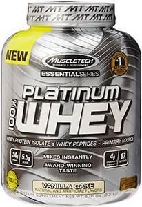 Wholesale gourmet: MuscleTech Essential Series Platinum 100% Iso Whey - 3.34 Lbs (Gourmet Milk Chocolate)
