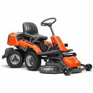 Wholesale w: Husqvarna R220T (41) 20HP Articulating Riding Mower W/ Combi Deck