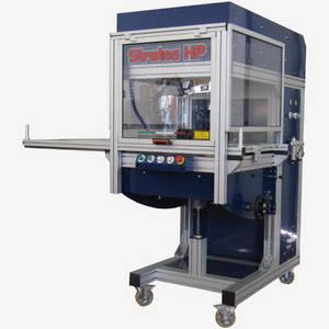 Wholesale Laser Equipment: Stratos HP - Leather Laser Cutting Machine