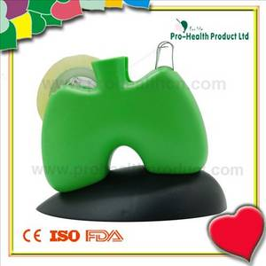 Wholesale Tape Dispenser: Lung Shape Adhesive Tape Holder