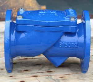Wholesale seat: Rubber Seated Flapper Check Valve