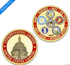Wholesale gold coin: OEM Customized Police/Challenge/Souvenir/Award/Commemorate Gold Coin