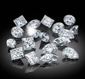 Wholesale Diamond Jewelry: White Diamonds, Polished White Diamonds, Designer White Diamonds