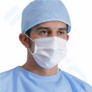 Wholesale non-woven face mask: New Arrival 3 Ply Non-woven Face Mask Disposable Mask