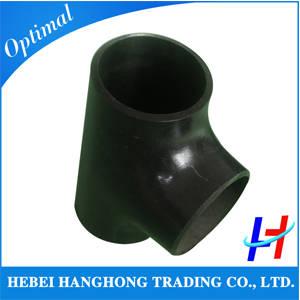 Wholesale carbon steel tee: Carbon Steel Equal Tee or Reducing Tee