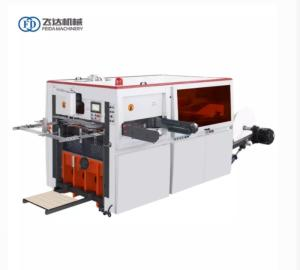 Wholesale embossed paper: FD-970*550 Extra-heavy Emboss Die Cutting Machine for Ripple Paper Products