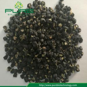 Wholesale anti cancer supplier: Organic Dried Black Goji Berry