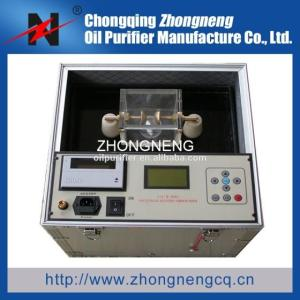 Wholesale bed gas mechanism: Series IIJ-II BDV  Insulating Oil Tester