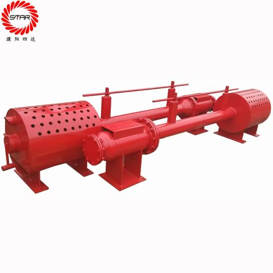 Sell Oilfield Well Drilling Waste Gas Control Ignition Equipment