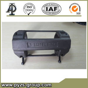 Wholesale cable protector: ESP Clamps Grippy Cable Protector Downhole Products