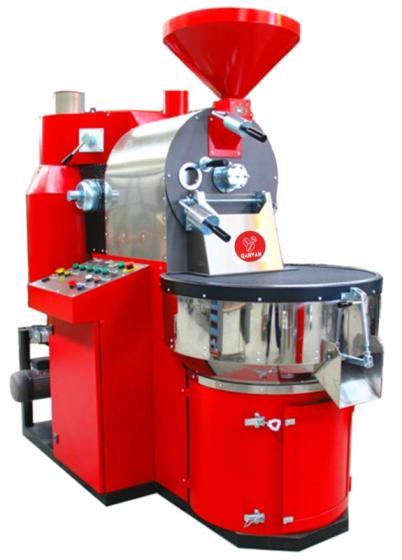Sell Coffee Roasting Equipment 15 kg
