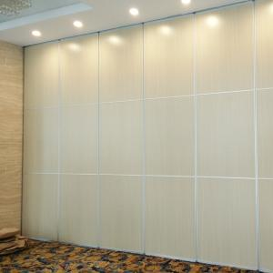 Wholesale soundproof door: Factory Direct Soundproof Wooden Folding Office Movable Partition Wall for Hotel