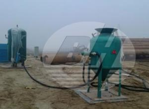 Wholesale cat sand: Sand Blasting Cabinet