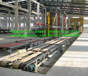 Wholesale firewall: Production Line for Vermiculite Board