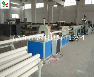 Wholesale corrugated pipe machine: Special Use Single-Wall and Double-Wall Corrugated Pipe Machine