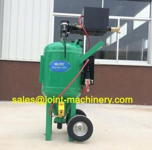 Wholesale rust removal: Dustless Blasting DB225 for Rust Removal