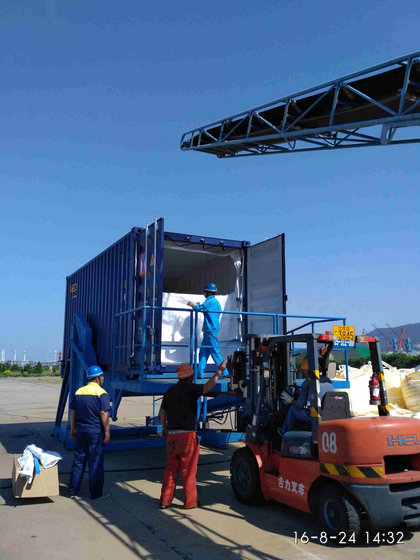 Bulk Container Liner for Packing POY, FDY,PTY & CHIPS