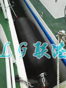Wholesale marine fender: High Pressure Pneumatic Rubber Fender