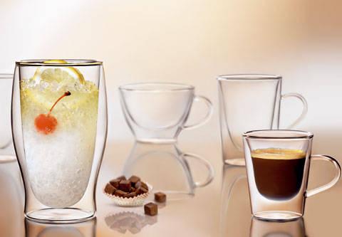 Drinkware: Sell glass coffee mugs