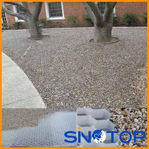 Wholesale Earthwork Products: Driveway Paving Plastic Stabilizer