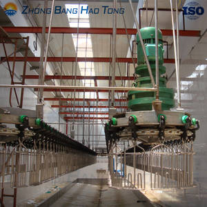 Wholesale poultry slaughter: Poultry Slaughtering Conveying Line
