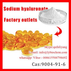Wholesale Other Food Additives: Food Grade Hyaluronic Acid Powder CAS 9004-61-9