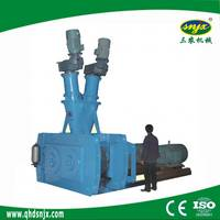 Dry Roll Press Granulator Machine for Snow Melt Agent