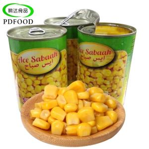 Wholesale canned sweet corn: Canned Sweet Corn Whole Kernel