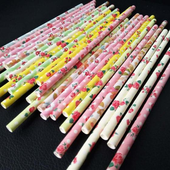 Sell Decorative Paper Straw